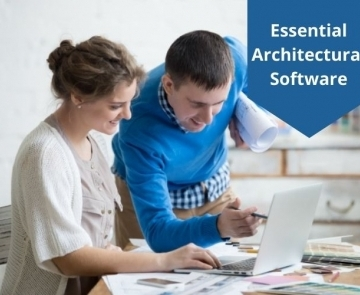 3 Architectural Software Essential in the Architectural Services